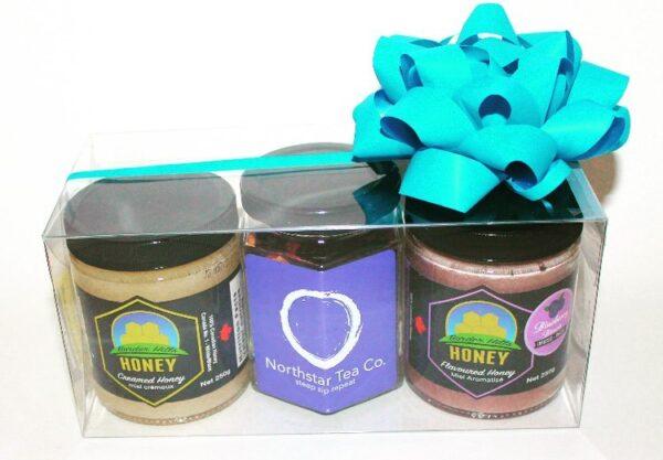 Honey & Tea Gift Package